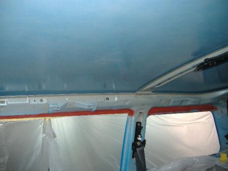 450|338|BMWミニの板金塗装10