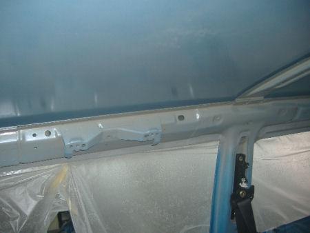 450|338|BMWミニの板金塗装11
