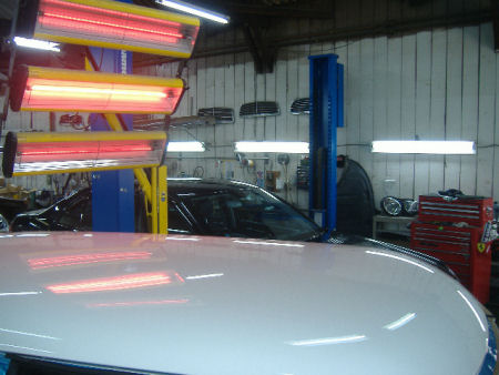 450|338|BMWミニの板金塗装19