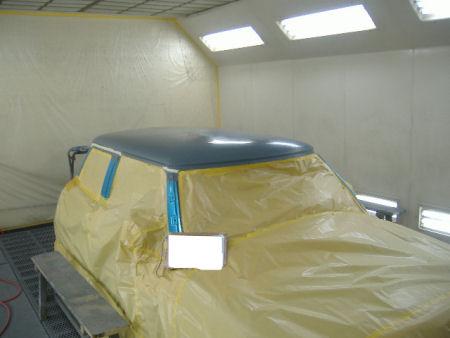 450|338|BMWミニの板金塗装16