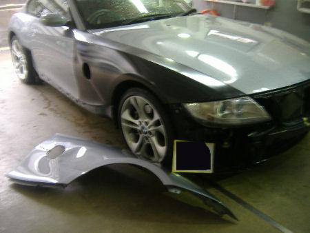 450|338|BMWの板金塗装2