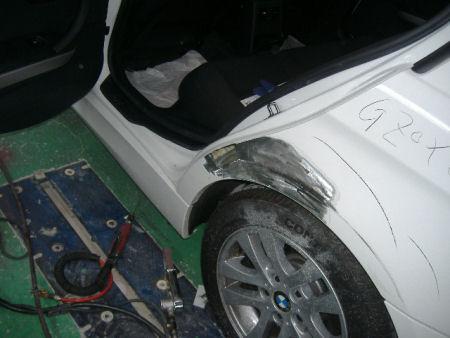 450|338|BMWの板金塗装5