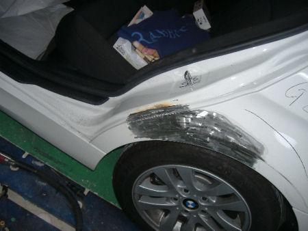 450|338|BMWの板金塗装6