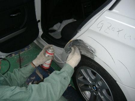 450|338|BMWの板金塗装7