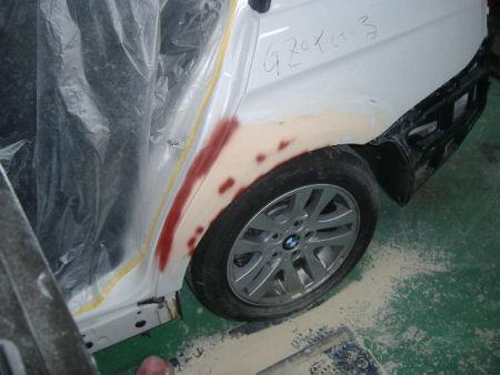450|338|BMWの板金塗装10