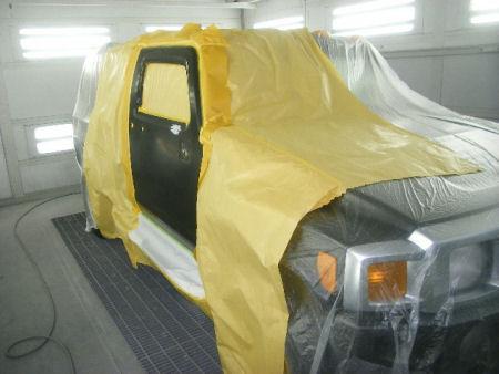 450|338|大阪の自動車板金塗装