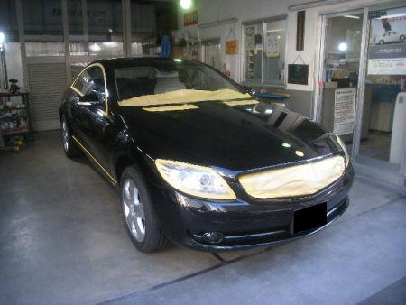 メルセデスベンツ W216 CLクラス