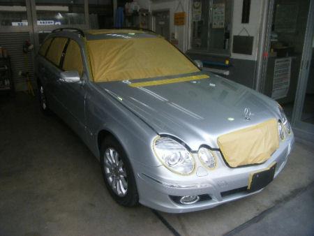 メルセデスベンツ Eクラス W211