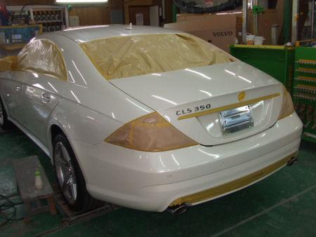 メルセデスベンツ W219 CLSクラス
