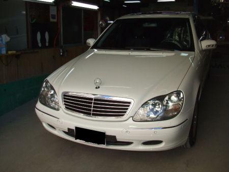 450|338|大阪 板金塗装 ガラスコーティング 輸入車 ベンツ BMW