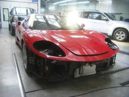 450|338|ベンツ BMW ハーマン ロリンザー AMG ブラバス 板金 塗装 大阪