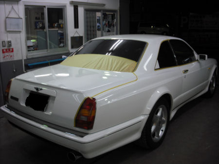 450|338|ベンツ BMW アウディ ボルボ ゴルフ ポルシェ 板金 塗装 大阪