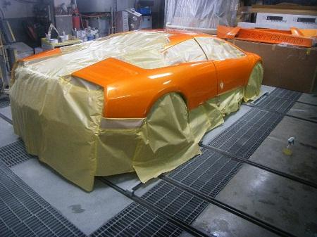 450|337|全塗装 大阪 板金 塗装 アウディ BMW ベンツ