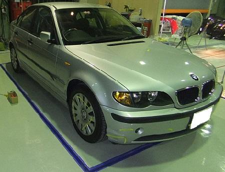 450 344 ベンツ BMW アウディ ボルボ ゴルフ ポルシェ 板金 塗装 大阪