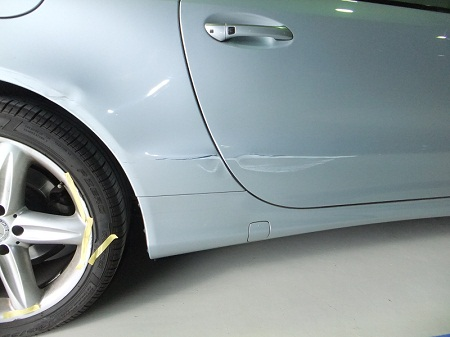 450|337|ベンツ BMW アウディ ボルボ ゴルフ ポルシェ 板金 塗装 大阪