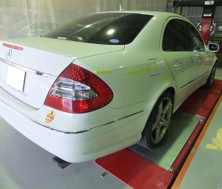 450|382|ベンツ BMW アウディ ボルボ ゴルフ ポルシェ 板金 塗装 大阪