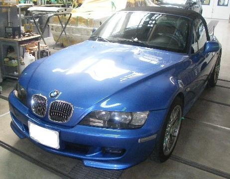 462|359|ベンツ BMW アウディ ボルボ ゴルフ ポルシェ 板金 塗装 大阪