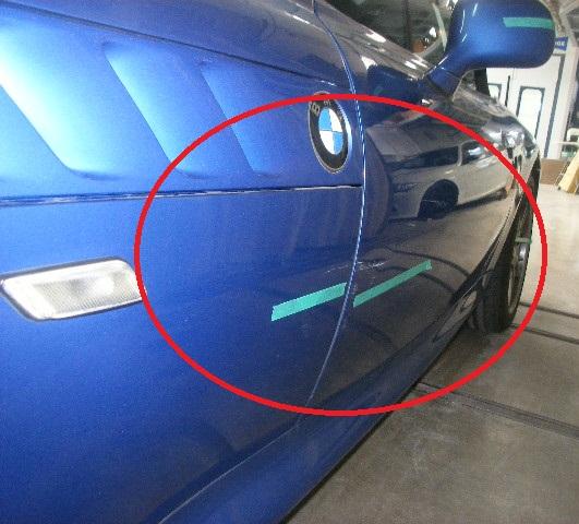 531|480|ベンツ BMW アウディ ボルボ ゴルフ ポルシェ 板金 塗装 大阪