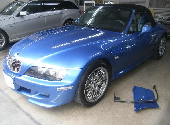 593|436|ベンツ BMW アウディ ボルボ ゴルフ ポルシェ 板金 塗装 大阪