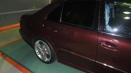 450|253|板金 鈑金塗装 塗装 車 修理  大阪 輸入車 飛び石 ベンツ BMW アウディ ボルボ ゴルフ ポルシェ