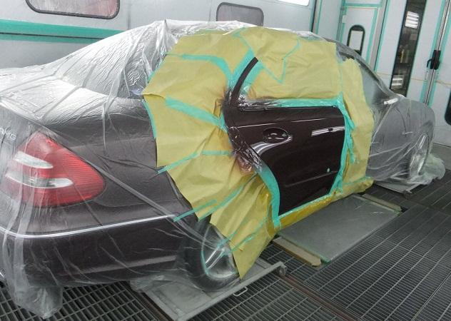 632|450|板金 鈑金塗装 塗装 車 修理  大阪 輸入車 飛び石 ベンツ BMW アウディ ボルボ ゴルフ ポルシェ
