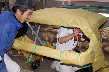 450|299|板金 鈑金塗装 塗装 車 修理  大阪 輸入車 飛び石 ベンツ BMW アウディ ボルボ ゴルフ ポルシェ