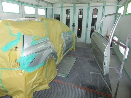 450|337|板金 鈑金塗装 塗装 車 修理  大阪 輸入車 飛び石 ベンツ BMW アウディ ボルボ ゴルフ ポルシェ
